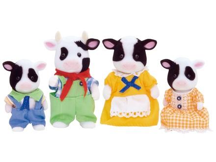 Sylvanian Families Cow Family